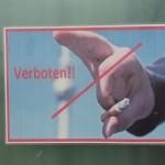 Verbot des Tages Nr. 689