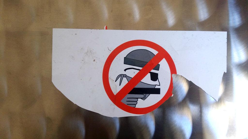 Verbot des Tages Nr. 919